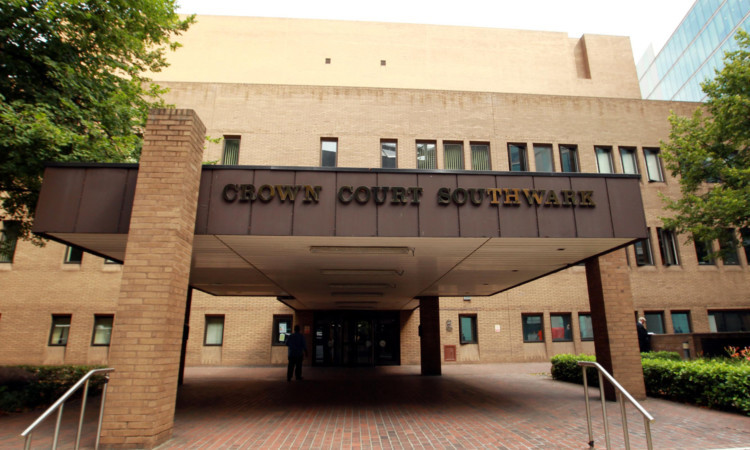 Scobie was jailed for eight months at Southwark Crown Court.