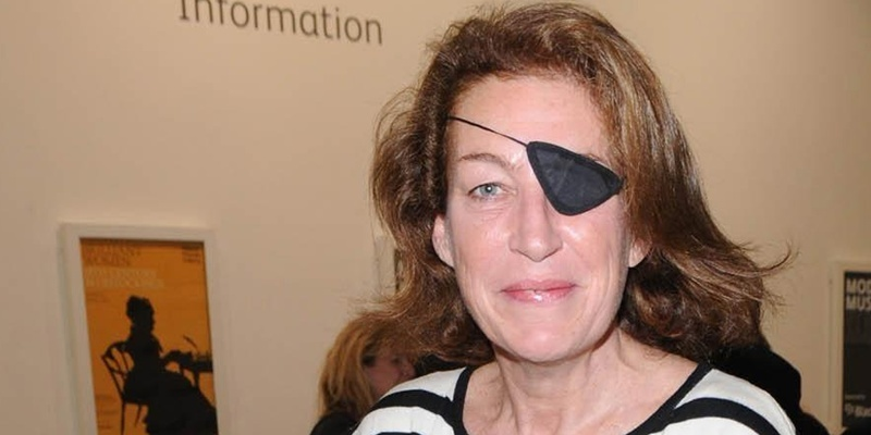 File photo dated 11/03/08 of journalist Marie Colvin who was killed in the besieged Syrian city of Homs today.
