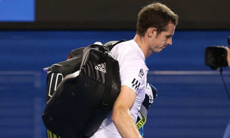 Andy Murray takes his leave at Melbourne. But should he be heading to San Diego?