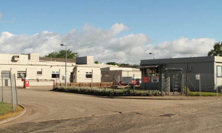 230 jobs are going at the plant in Coupar Angus.