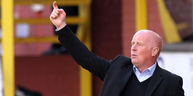 Kris Miller, Courier, 28/04/12. Dundee Utd V Hearts, pic shows Peter Houston.