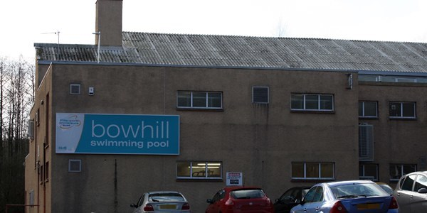 Steve MacDougall, Courier, Bowhill Swimming Pool, Cardenden. Story to go with closure rumours.