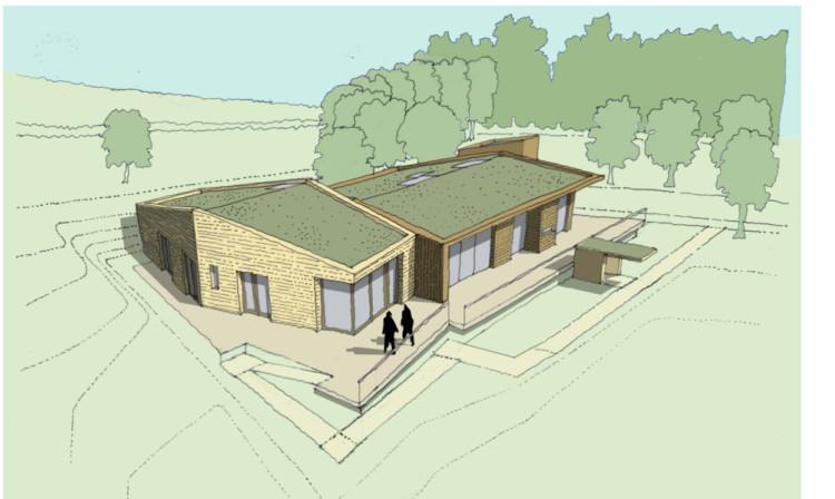 Plans for holiday homes for disabled people in fife House plans for disabled people