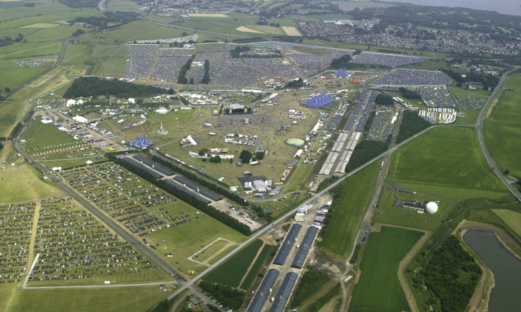 T in the Park has been considering alternatives to the current Balado site.