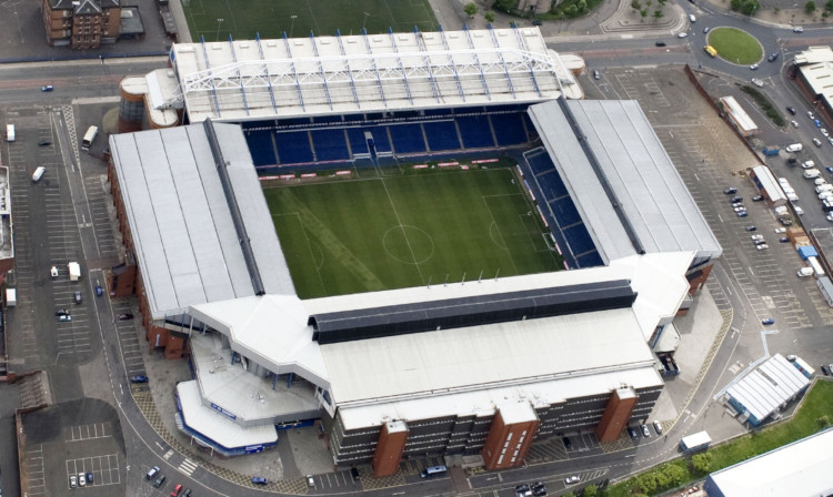 Dundee United are due to meet Rangers at Ibrox on April 12.