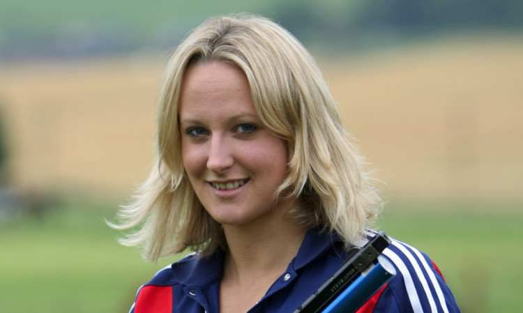 Louise Helyer will celebrate her birthday carrying the baton.