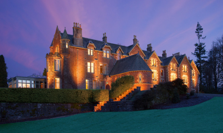 The new Cromlix Hotel opened on April 1.