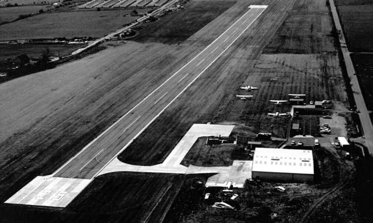 Fifty years and counting Fife Airport still flying high