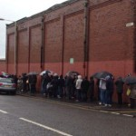 Dundee United fans queue for cup final tickets as £1 million rush continues