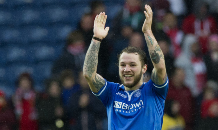 Saints are just one step from Scottish Cup glory.