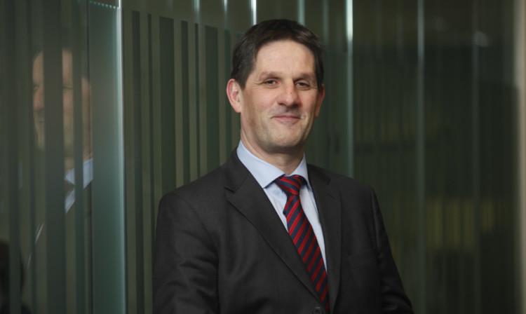New Green Highland Renewables CEO Richard Round