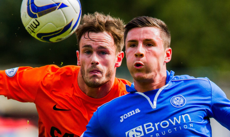 Michael O'Halloran is likely to face Dundee United again.