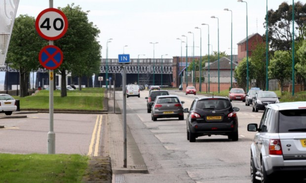 Plans to shrink Riverside Drive from four lanes to two have not been welcomed by Dundee Civic Trust.