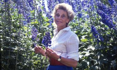 Marguerite Ogilvie had a flair for gardening.