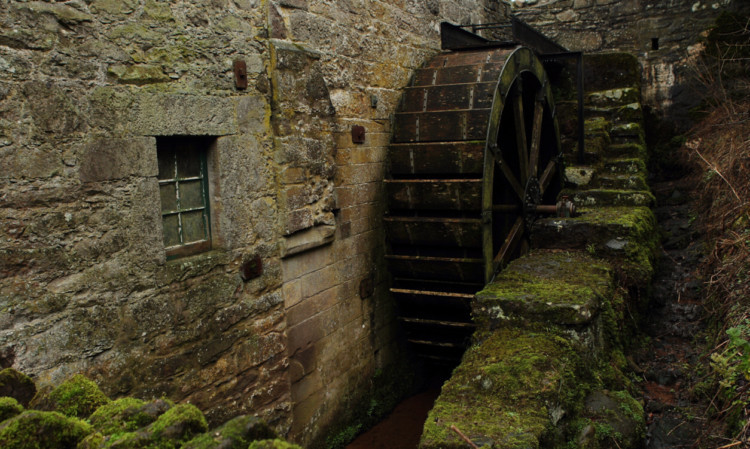 Mill of Benholm closed at the end of April.