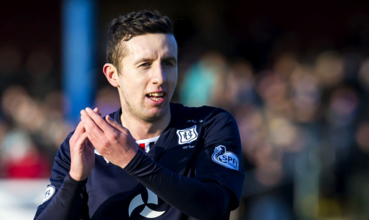 Ryan Conroy is a target for Raith Rovers boss Grant Murray.