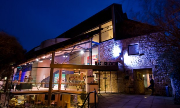 The Byre Theatre in St Andrews could be run by the towns university from August 1.