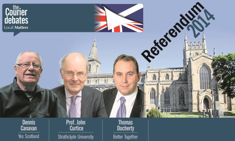 Our panel for Dunfermline.