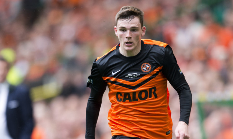 Image result for andrew robertson dundee