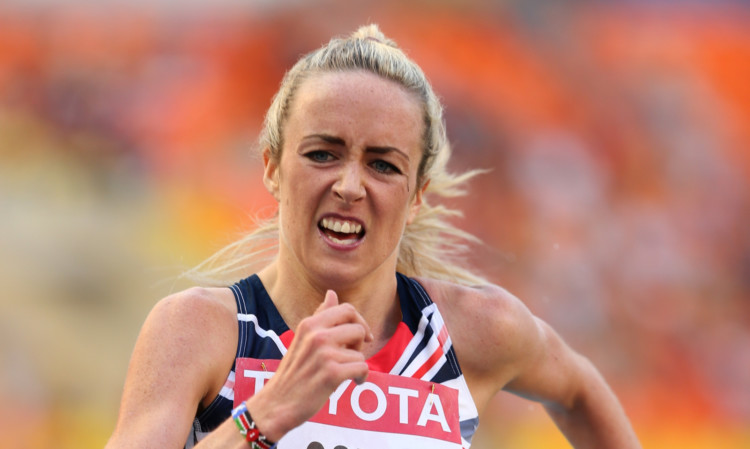 Eilish almost collapsed with heart palpitations while attending a training camp in Doha, Qatar, earlier this year.