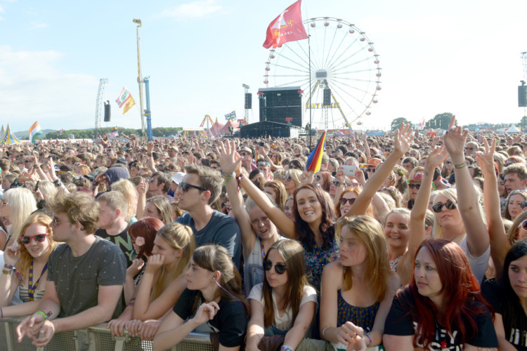 Crowds packed into T in the Park for the final Balado festival before the show moves to Strathallan Caste estate in 2015. Here are Courier photographer Kim Cessfords photos from throughout the weekend. To buy any of these photos phone 01382 318846 or email webphotosales@dcthomson.co.uk.