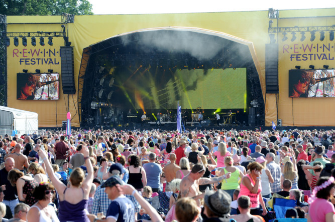 The previous days rain had largely gone for Sunday at the Rewind Festival on July 20. Crowds partied in the sun to acts including Hall & Oates, Marc Almond and the Boomtown Rats. To buy any of these photos phone 01382 575002 or email nfleming@dcthomson.co.uk.