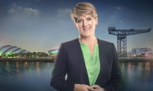 Poor Clare Balding will deserve a medal for endurance herself by the time the coverage of the Commonwealth Games is over.