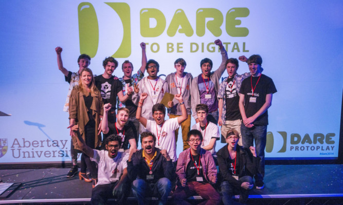The event showcases the very best of digital creativity, including the 15 games from the Dare to be Digital student competition and over 30 independent games.