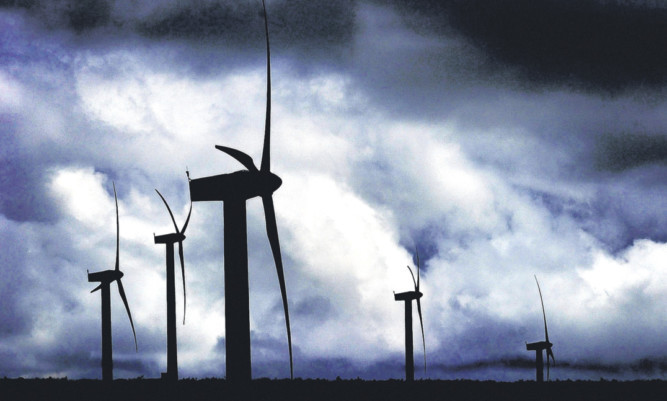 Some 2,000 surveys have been sent out to gauge the impact of windfarms.