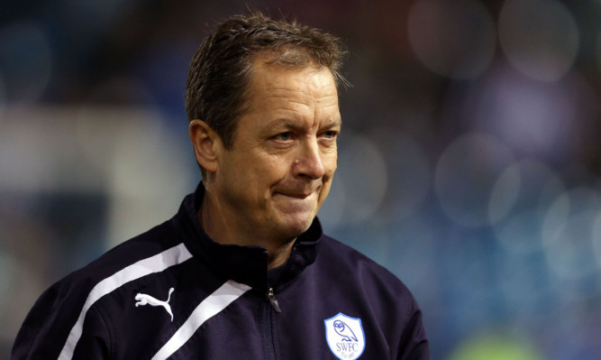 Sheffield Wednesday manager Stuart Gray.