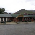 Spittal of Glenshee Hotel devastated in early morning fire