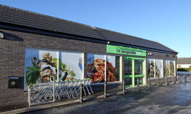 Graham & Sibbald deals included a transaction for the Co-op in Barry Road, Carnoustie.