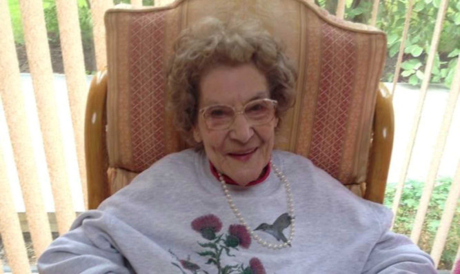 Ethel Butchart.