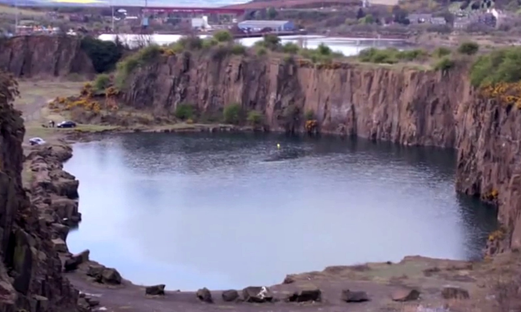 Burntisland teenager drowns in suspected ice bucket