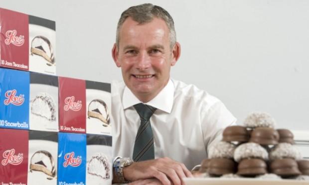Lees Foods chief executive Clive Miquel