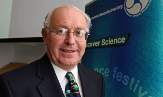 Professor Sir Philip Cohen.