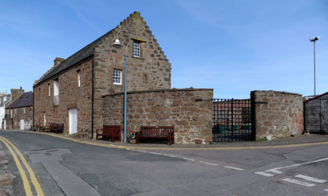 The Tolbooth Museum.