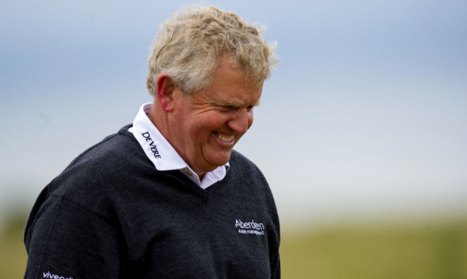 Colin Montgomerie will be taking part.