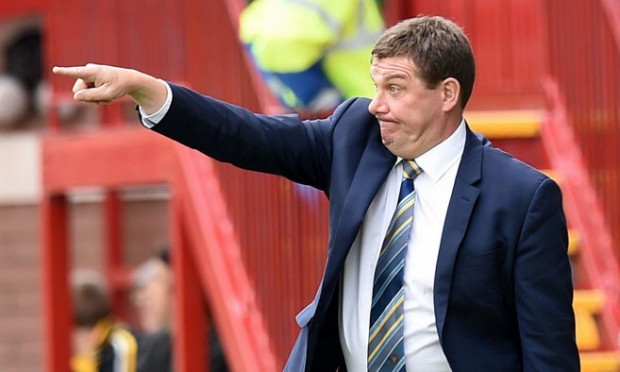 Tommy Wright is looking to bolster his forward line.