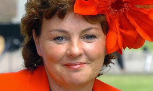 Former Labour MP Margaret Moran.