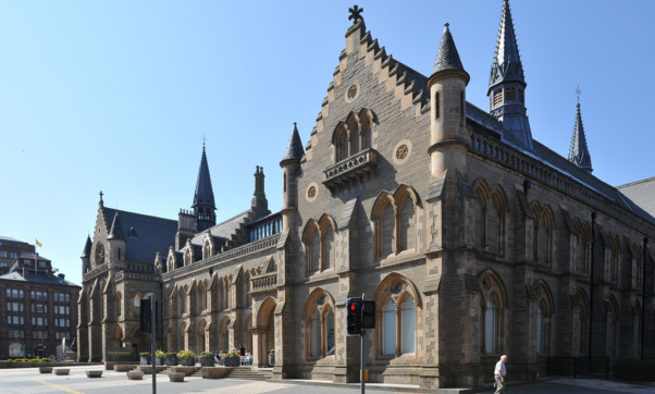 Venues such as the McManus helped Dundee see off big hitters like London, Glasgow, and Manchester.