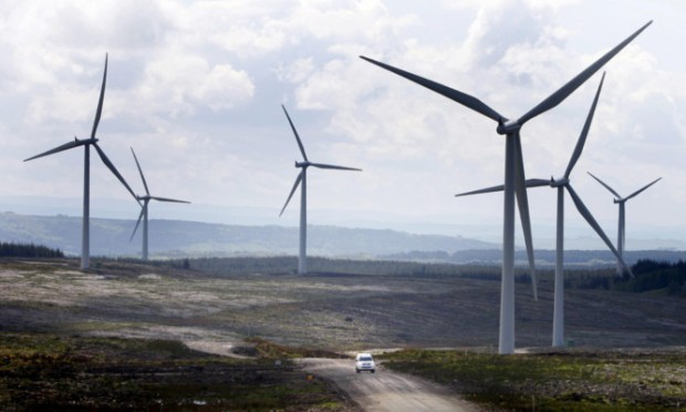 Firms demand emissions cut target