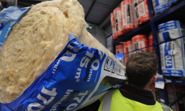 There is a warning for Fifers taking advantage of free insulation schemes.