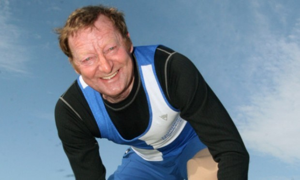 Ronnie was a lifelong supporters of local athletics.
