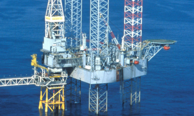 The drill rig used in the latest North Sea discovery, which demonstrates that there are still significant economic plays to be developed within the basin.