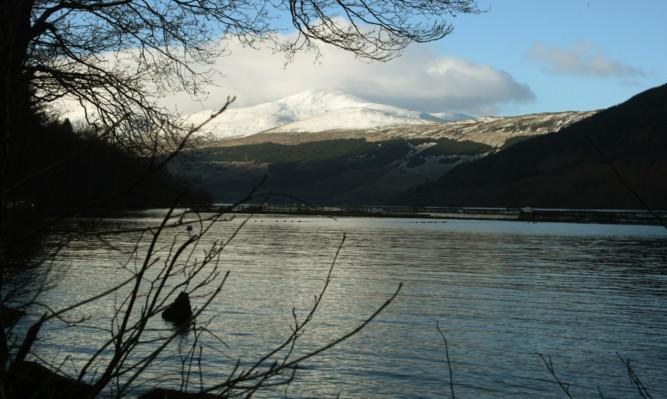 Loch Tay.