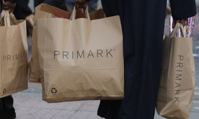 Primark customers spent 25% more in the run-up to Christmas