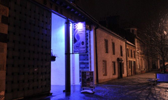 The lights are still on at the Byre Theatre  but for how much longer?