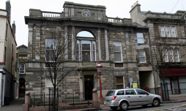David Reany was convicted of possessing indecent images at Arbroath Sheriff Court.