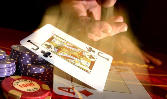 Dating a casino dealer